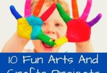 Arts and Crafts for Toddlers