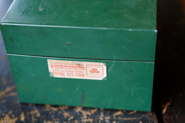 journal box