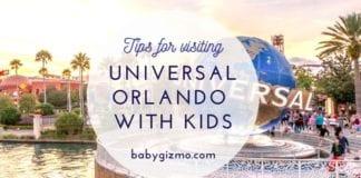 Universal Orlando with kids