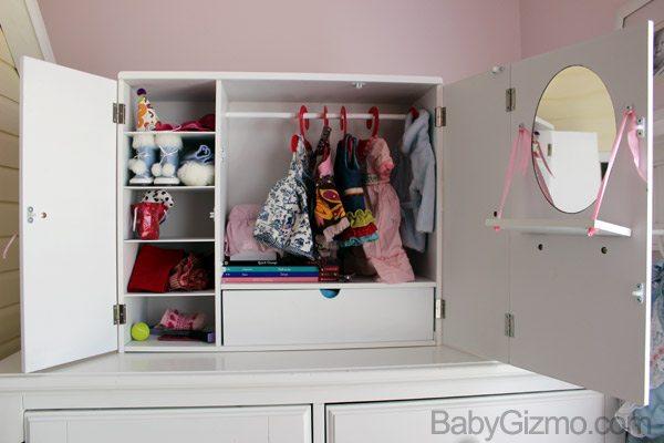 Budget Friendly Alternative To American Girl Storage