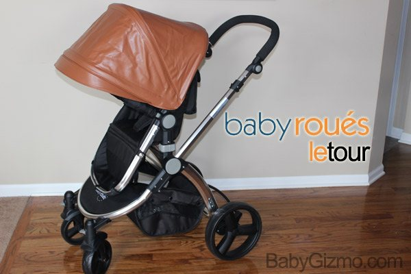 Baby Gizmo Spotlight Video Review: Baby Roues Le Tour Stroller