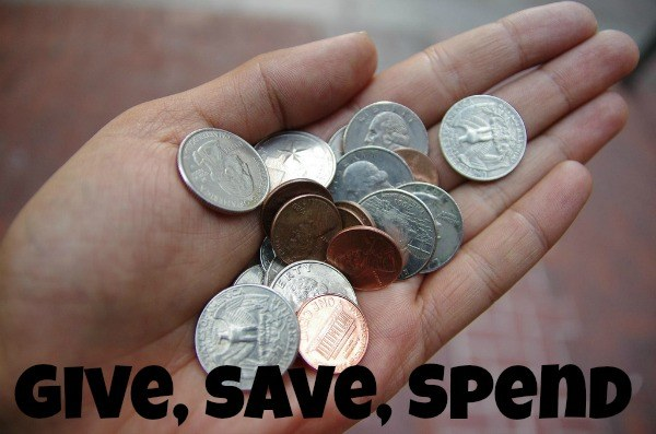give save spend