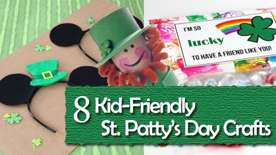 8 St Patrick's Day Crafts To Do With The Kids