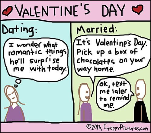 valentine's day crappy photo