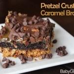 Cararmel Brownies