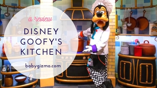 Disney Goofy's Kitchen Review