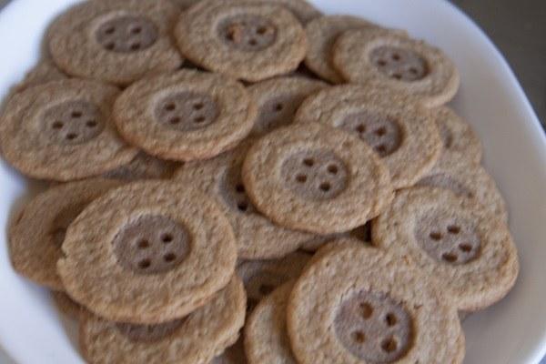 Button Cookie Technique