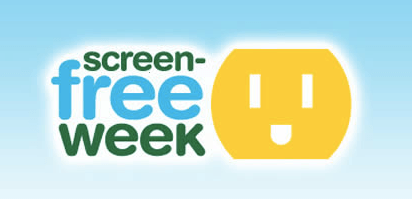 What We're Doing For Screen Free Week