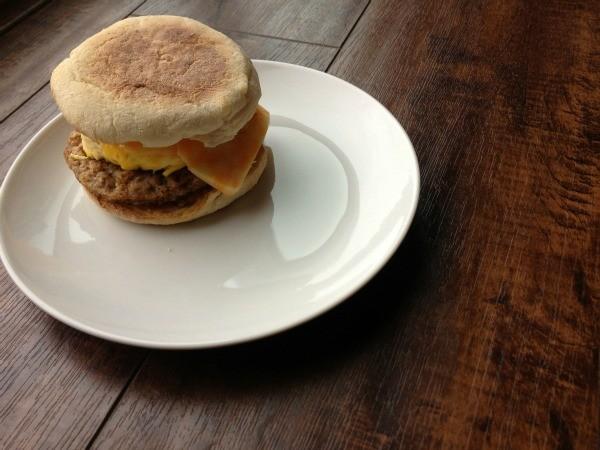 breakfast sandwich 600w