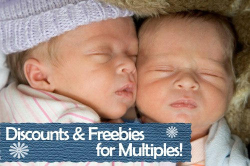 Have Multiples? You Can Score Some Free Stuff!