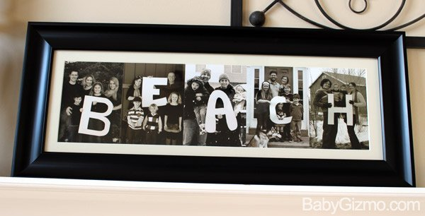 Mother's Day Gift Idea: Best Family Collage Ever