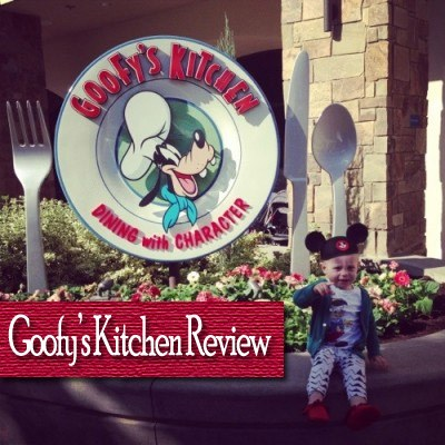 Goofy's Kitchen Review