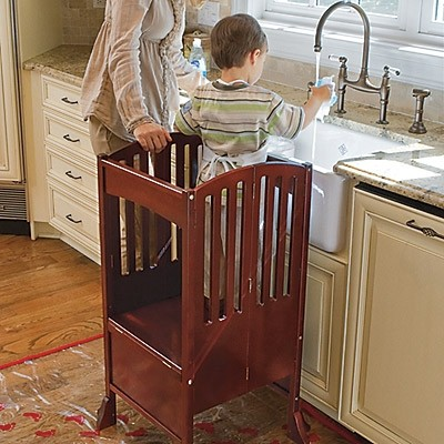 Kids Kitchen Helper Safety Tower Product Review