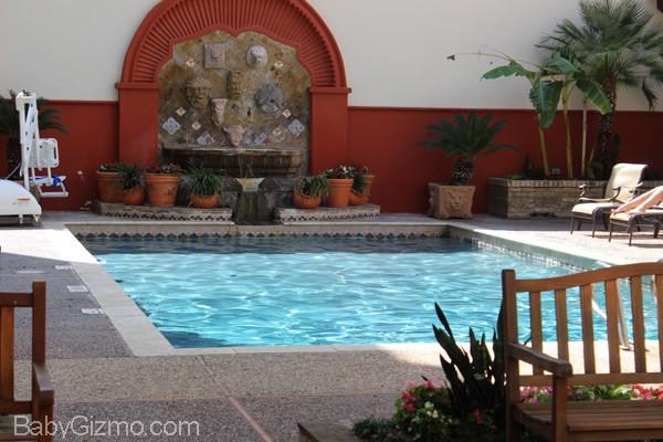 La Mansion Del Rio pool