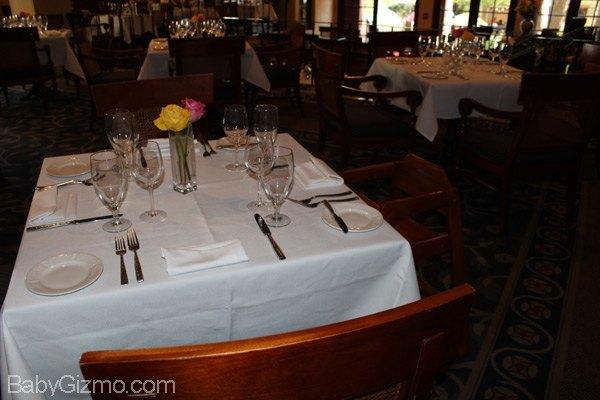 La Mansion Del Rio restaurants