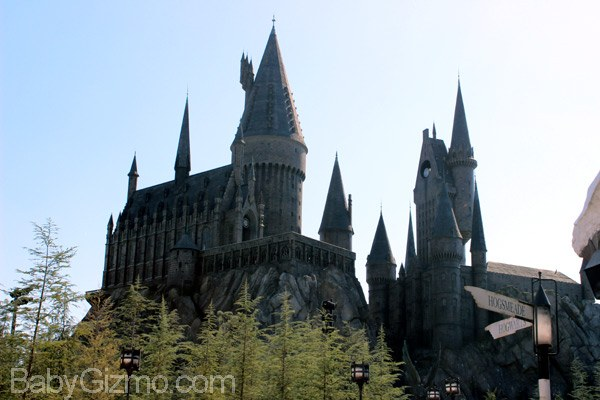 Baby Gizmo Travel Review: Universal Orlando Theme Parks