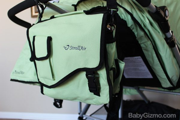 Baby Gizmo Spotlight Review Stroll Air My Duo 2013 Stroller