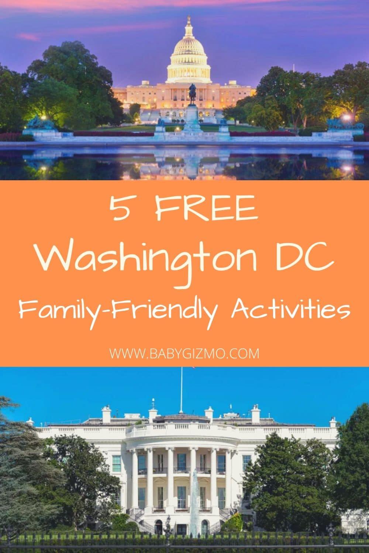 washington dc free activities