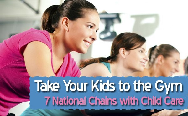 workoutgyms Take Your Kids to the Gym!