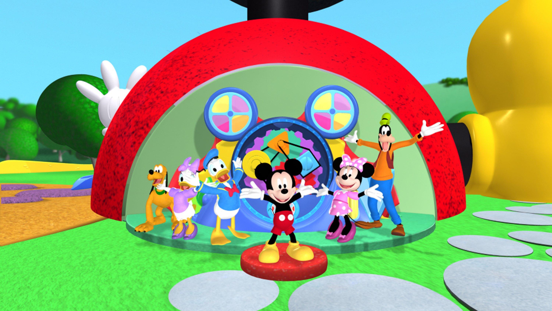 Our Favorite Disney Jr. Shows