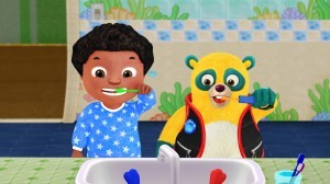DANNY, SPECIAL AGENT OSO
