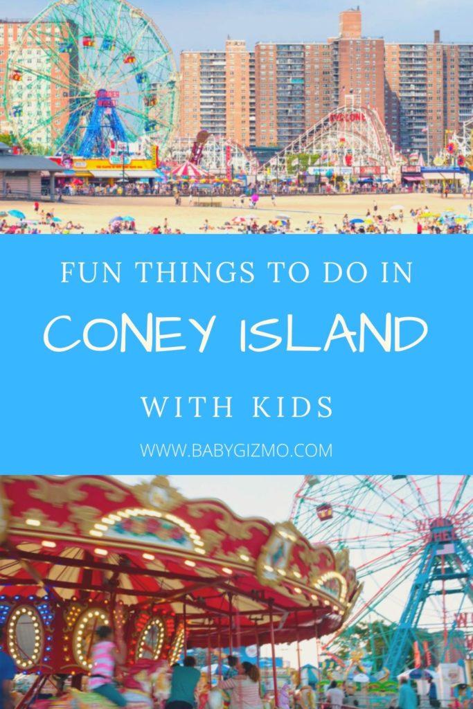 CONEY ISLAND ACTIVITIES