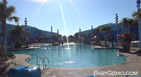 animationpool Baby Gizmo Travel Review: Disney Art of Animation Resort