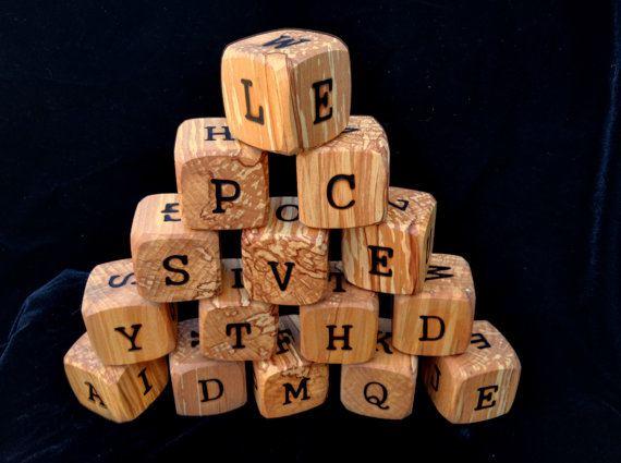 letter blocks for baby