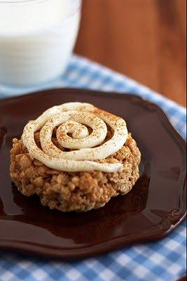 Cinnamon Roll Krispie