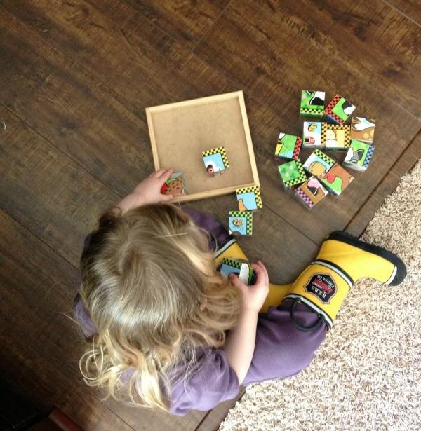 consignment puzzle