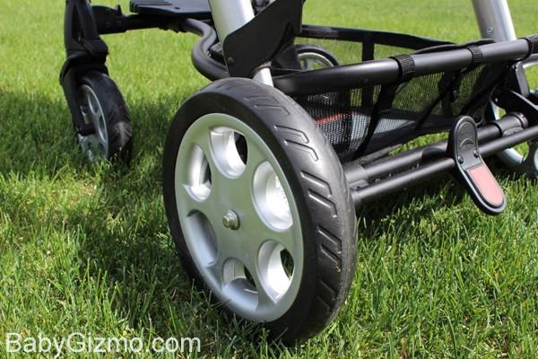 sola wheels Baby Gizmo Spotlight Review: Mamas & Papas Sola Stroller