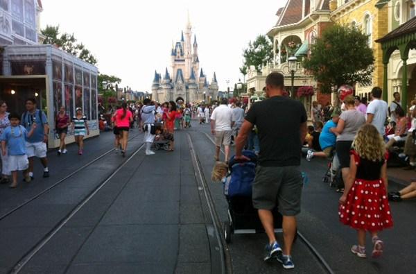 valco disney Stroll to Disney