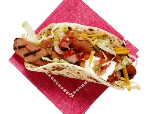 Taco Hotdog