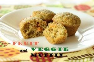 Fruit and Veggie Muffins.com