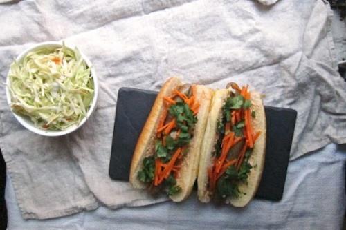 Banh Mi Hotdog