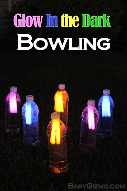 Glo in the Dark Bowling