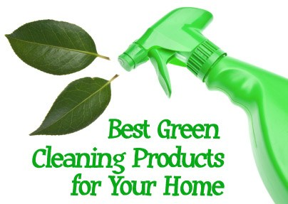 Best, Non Harmful Cleaning Products For Your Home