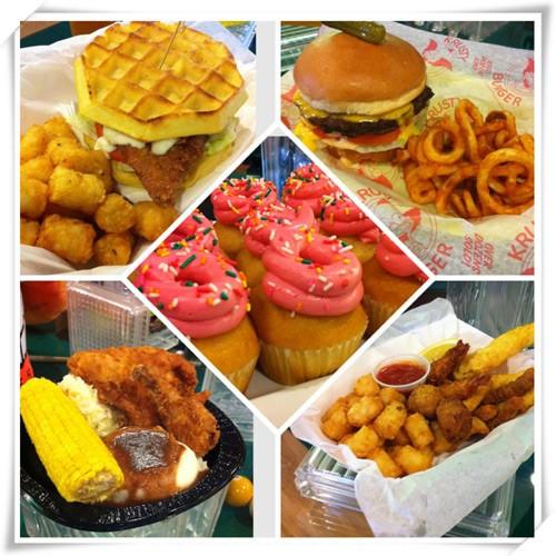 moesfood Simpsons Moes Tavern at Universal Orlando Review Video