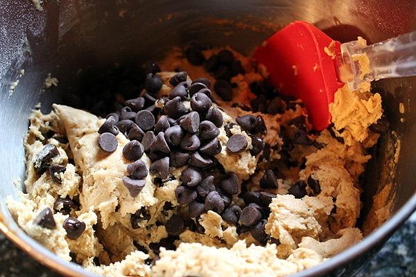 Peanut Butter Cookies dough