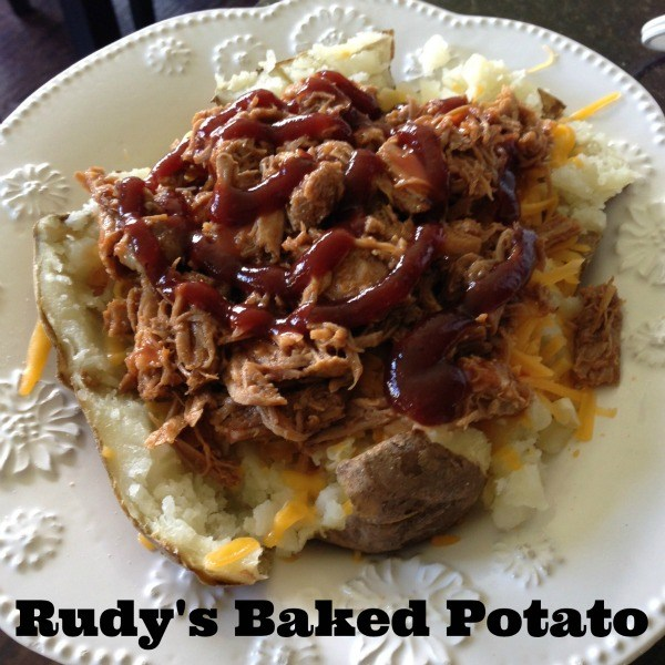 Rudy's Baked Potato