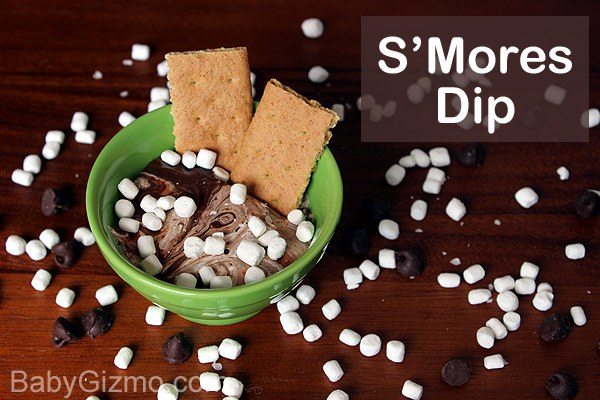 How to Make Easy S'Mores Dip
