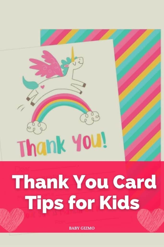 thank you card tips