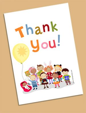 Thank-You Card Tips for Kids