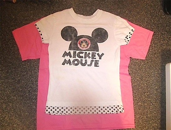 T-Shirt Resize boxy tshirt