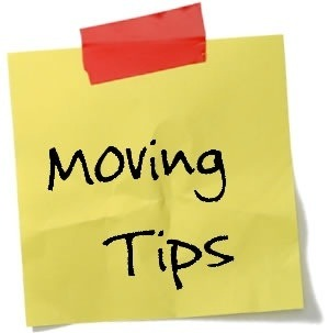 Tips On Moving