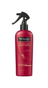 Tresemme heat protection