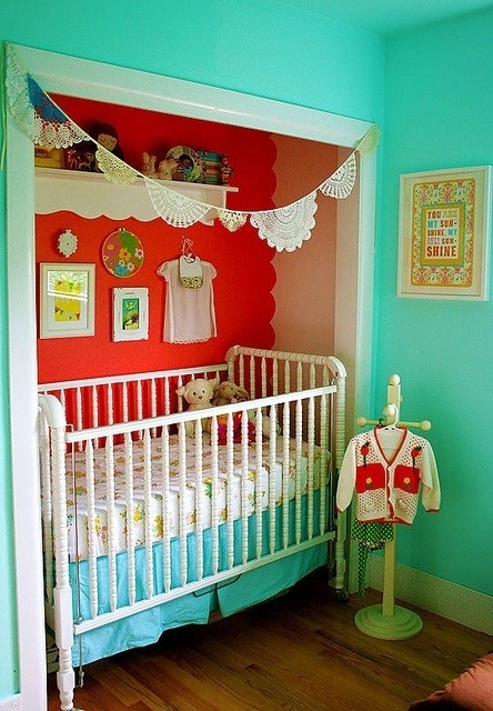 15 Cute Nursery Ideas