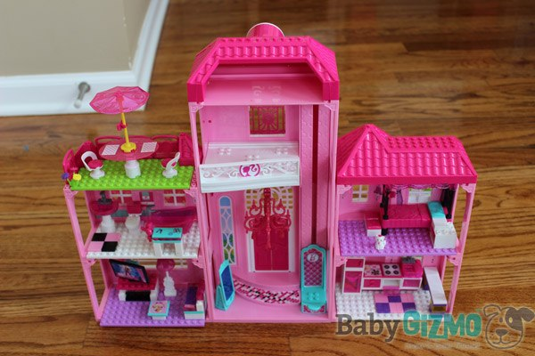 Barbie Megablocks