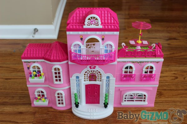 Barbie Build n' Style Mega Blocks Review (VIDEO)