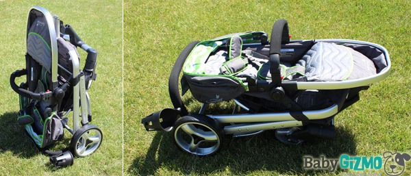 fuze fold Summer Infant Fuze Stroller Video Review
